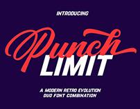Free Punch Limit Script Font