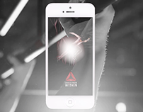 Reebok Cross From Within App + Performance Shirt