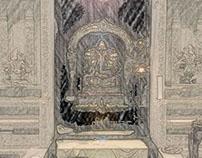 Ganesha - Temple