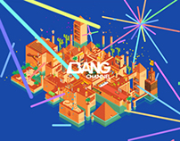 SANDSUMMERSONG - ID TV @BANG CHANNEL