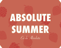 ABSOLUTE SUMMER (COPY)