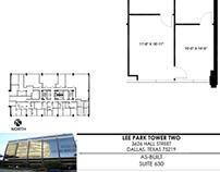 Update building floor plans for branding purposes