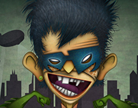 """The Dark Madness"" (Batman Characters)"