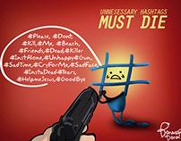 #DIEHASHTAG