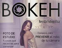 BOKEH Revista Fotográfica