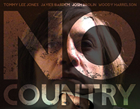 No Country For Old Men [film poster]