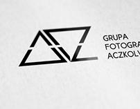 Grupa fotograficzna Aczkolwiek.  (logo workflow)