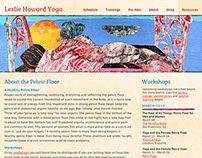 Web | Yoga Teacher