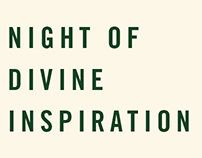 Night of Divine Inspiration