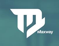 Maxway logotype