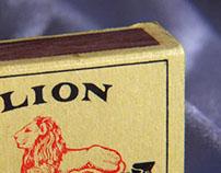 Lion Matches PSA