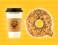 Einstein Bros Bagels  •  Jeet?