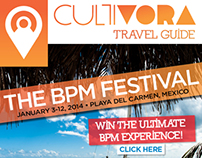 The BPM Festival Official Travel Guide