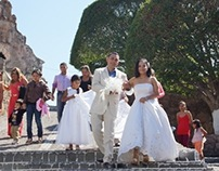 Samuel + Alicia Wedding. Taxco, Mx
