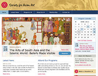 Web | Society for Asian Art