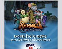 Propuestas para Afiche POP Pelicula RODENCIA