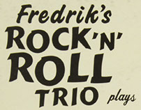 Fredrik's Rock'n'roll Trio