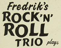 Fredrik's Rock'n'roll Trio