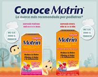 Motrin® Facebook Tabs 2013