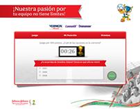J&J OTC FIFA 2014™ Web App