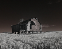 Mississippi Delta Infrared Photography