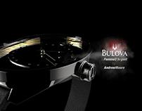 La Femme d'Argent - Watch Line for Bulova Watches