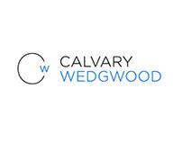 Calvary Wedgwood Identity and Website