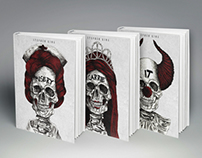 Stephen King's Novels- Book Covers