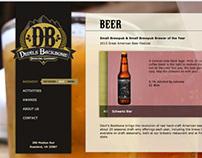 Devil's Backbone - Website Redesign