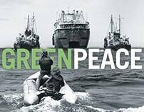 Greenpeace - Cada cosa en su lugar