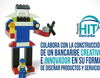 Internal comunication / Client: Bancaribe
