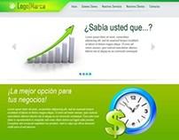 Simple Pilot Corporate Web Template