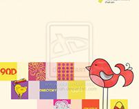 Pop art cover