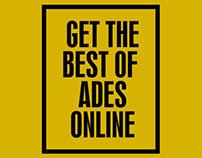 LandmarkShops.com - ADES Brochure