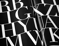 »Didot« von Firmin Didot | Schriftbroschur