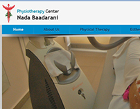 Physiotherapy Center Website