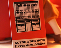 Bookstore branding