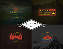 Vintage Logo Templates - vol 2