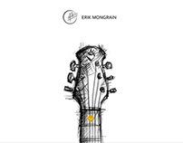 Erik Mongrain Web Site Restyle
