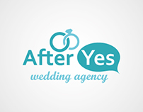 Logo for wedding agency