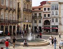A morte da baixa de Coimbra