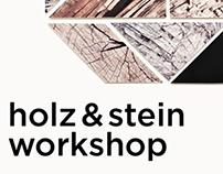 Holz- und Steinworkshop 2012