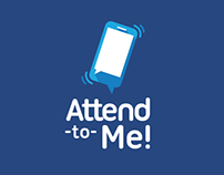 Logo for Attend-to-Me!