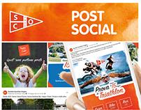 Società Canottieri Ongina - Social Media