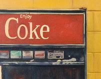 coke is it.