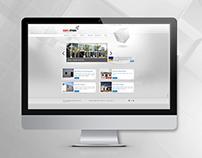 Con-imex Demontable Prefabricated Building Website