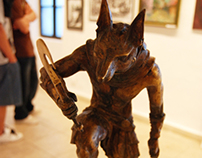 BRONZE SCULPTURES