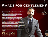 MADE FOR GENTLEMEN