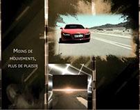 Mapping & lancement de produit - AUDI Quattro