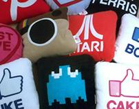 "RedRocket Cushions ""Embrace Laziness"" Campaign"